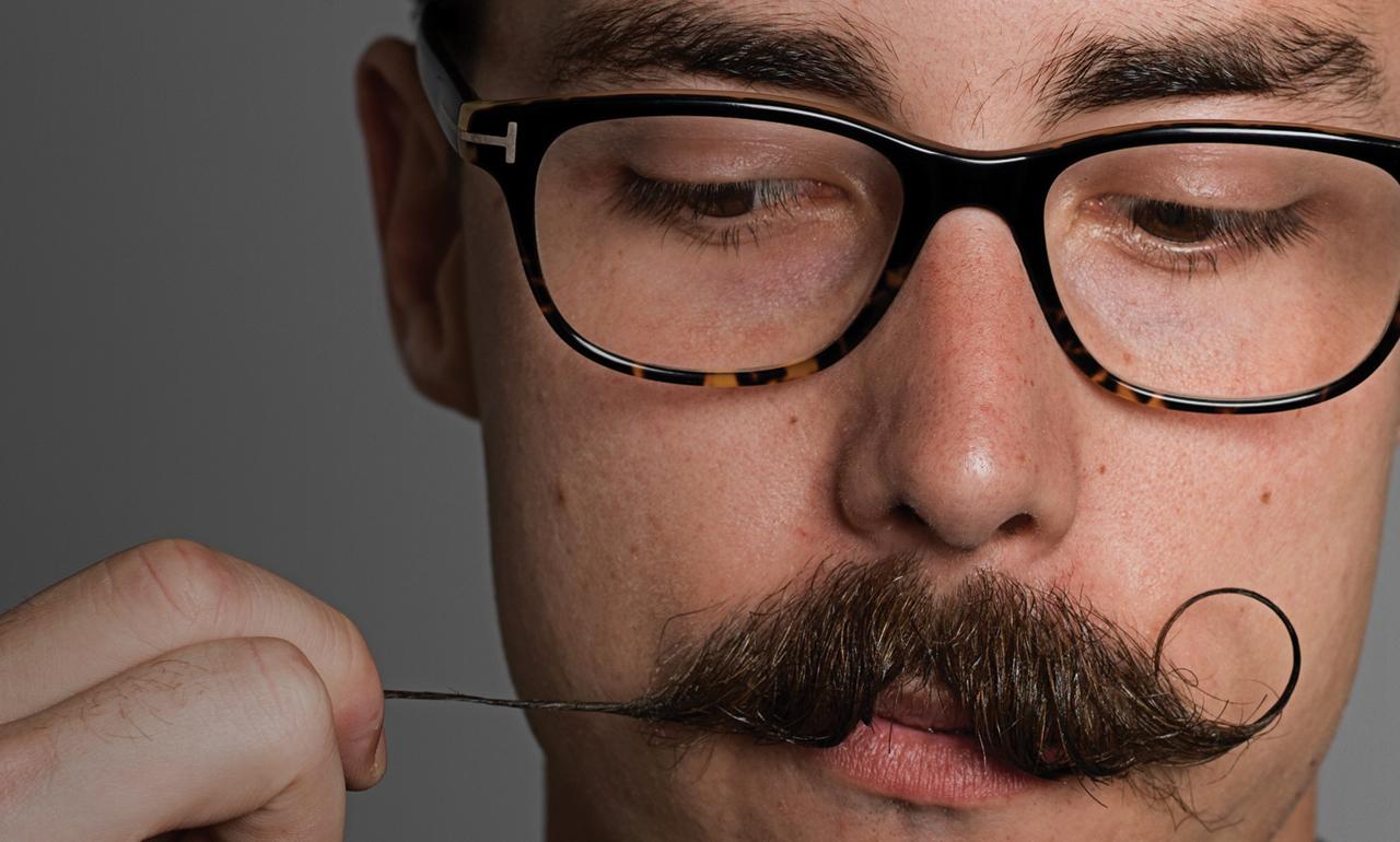 Fini les moustaches !