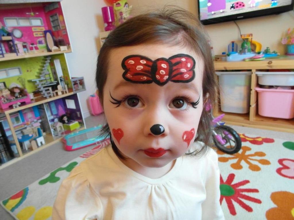 Le maquillage pour enfant : élément incontournable des plus grandes fêtes